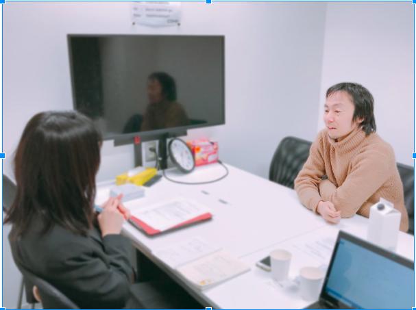 鈴木様(食) インタビュー