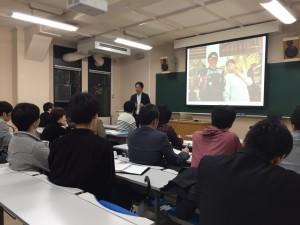 teach for japan 代表 松田氏